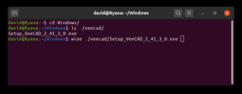 Running_VeeCAD_setup_under_Wine.png
